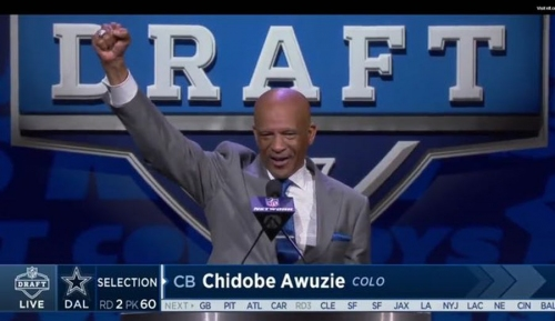 The draft,the Eagles and Dez, according to Drew