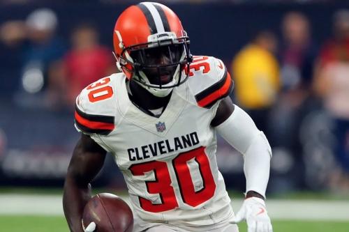 Browns trade Jason McCourty to Patriots, swap draft picks