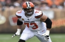 Joe Thomas to be honored with 'Thanks, Joe!' - special sandwich at Akron RubberDucks games