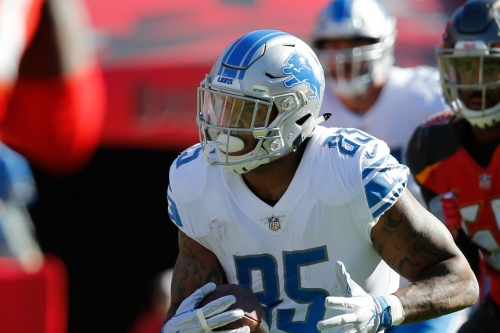 Former Lions TE Eric Ebron has a scheduled visit with the Patriots