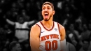 Enes Kanter is on pace to duplicate Kevin McHale's statistical feat