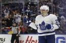 Leafs top Sabres as James van Riemsdyk's scoring surge continues