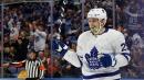 Van Riemsdyk stays hot, scores 2 in Leafs win over Sabres