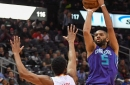 Hornets explode on the offensive end in, 129-117, victory over Hawks