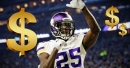 Vikings RB Latavius Murray agrees to restructure his deal