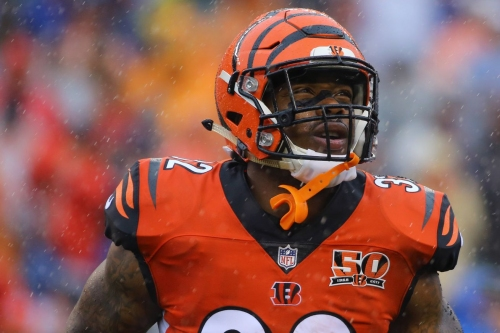 Patriots bring in Bengals RB Jeremy Hill for a visit