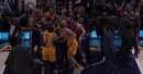 Video: Ricky Rubio, Marquese Chriss figure in fiery scuffle