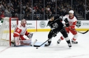 Detroit Red Wings continue slide down standings with 4-1 loss to Kings