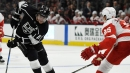 Kopitar scores game-winner for Kings to beat Red Wings
