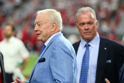 """Cowboys news: Could the Cowboys still sign a """"name"""" wide receiver?"""