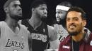 Matt Barnes wants LeBron James and Paul George or DeMarcus Cousins in L.A.