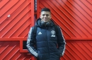 Manchester United player Marcos Rojo signs new contract
