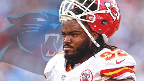 Panthers news: Carolina signs Dontari Poe to three-year deal