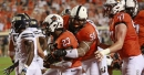 Oklahoma State OG Larry Williams awaits NCAA decision on medical redshirt