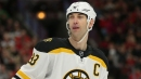 Zdeno Chara Reveals Wonderful Bobby Orr Routine In Tribute To Bruins Legend