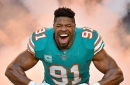 What is with all these Miami Dolphins defensive ends?