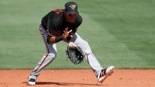 Orioles notes: Engelb Vielma impressing Buck Showalter as glove settles in