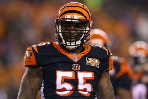 Bengals LB Vontaze Burfict facing a 4-game suspension for violating NFL's performance enhancing drug policy