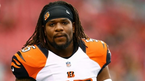 Report: Bengals LB Vontaze Burfict suspended 4 games for violating PED policy