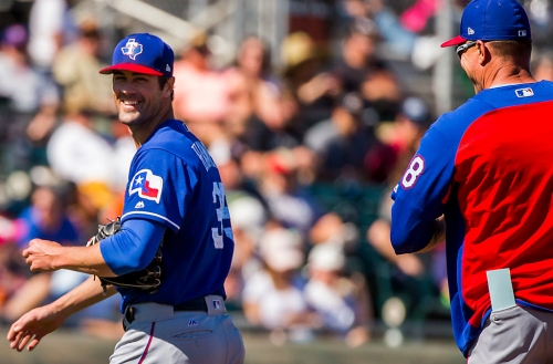 Heresy? Why Jeff Banister is turning Rangers pitching staff into a radical guinea pig
