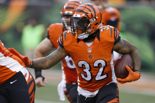 What to know about RB Jeremy Hill, who is reportedly visiting New England Patriots