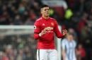 Jose Mourinho explains decision to hand Marcos Rojo a new Manchester United contract
