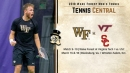 Tennis Central: Wake Forest at Virginia Tech/vs. USC