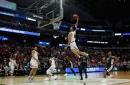 Texas Tech uses late surge to beat SFA in NCAA Tournament