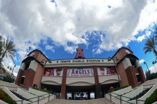 Spring Training game thread: Rockies at Angels