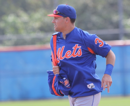 Mets outfielder Michael Conforto walks twice in four plate appearances Friday
