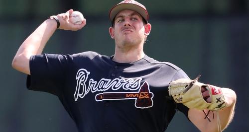 Aaron Blair struggles in first spring start