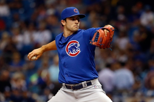 Cubs option Dillon Maples and Mark Zagunis to Iowa