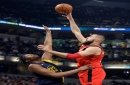 Pacers: Myles Turner's ankle 'not as serious as it looked'