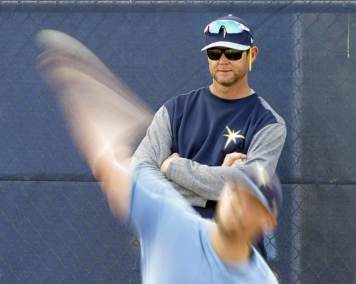 Rays journal: Sigh of relief over Faria, roster cuts, injury news, Kiermaier-Purdue love