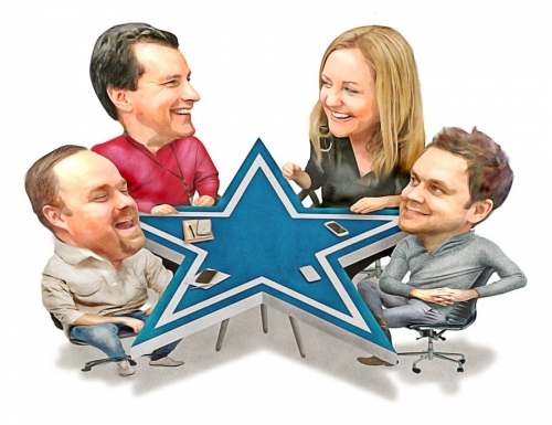 Cowboys are very open about free agency approach,but that doesn't mean it's right strategy year in and year out
