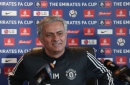 Manchester United manager Jose Mourinho names the two players performing at a high level