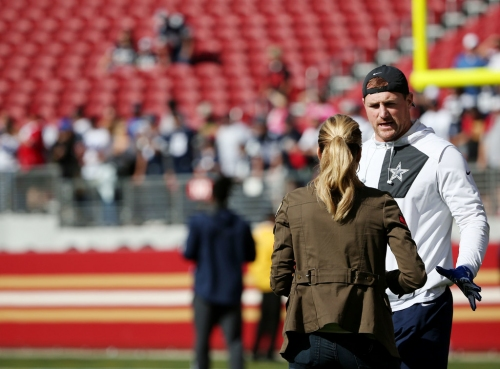 Why Cowboys' Jason Witten is just what Fox is looking for in the TV booth