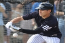Jacoby Ellsbury isn't likely to be ready for Yankees opener, Clint Frazier progressing