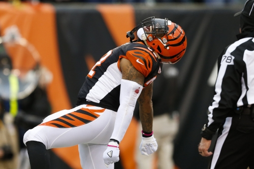 Jeremy Hill signing: New England Patriots agree to deal with former Cincinnati Bengals RB (report)