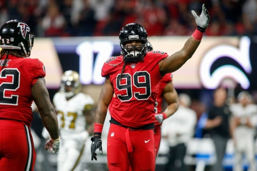 Report: Patriots sign DE Adrian Clayborn