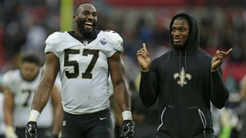 Saints re-sign Alex Okafor to 2-year deal