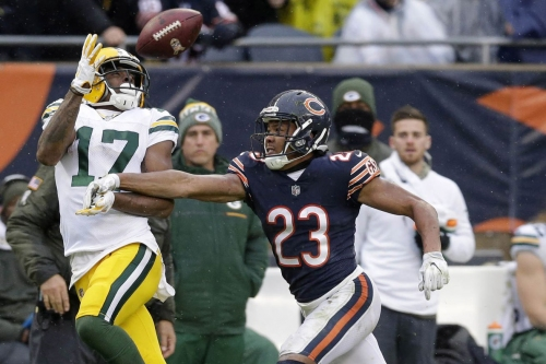 Report: Bears match Packers' 4-year, $56M offer sheet for Kyle Fuller