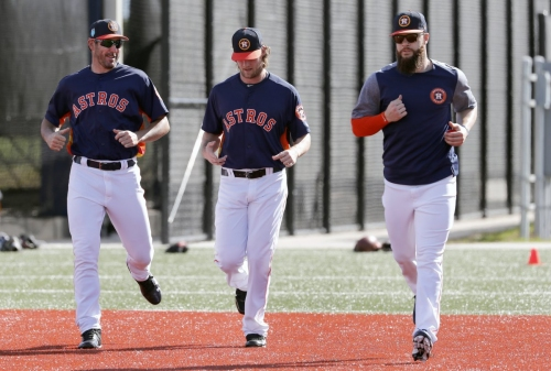 Yankees have a strong lineup, but rotation has nothing on Astros'