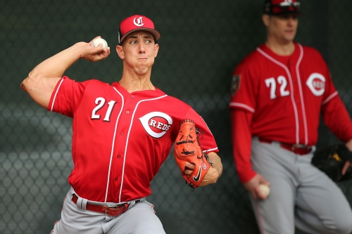 Milwaukee Brewers 16, Cincinnati Reds 13