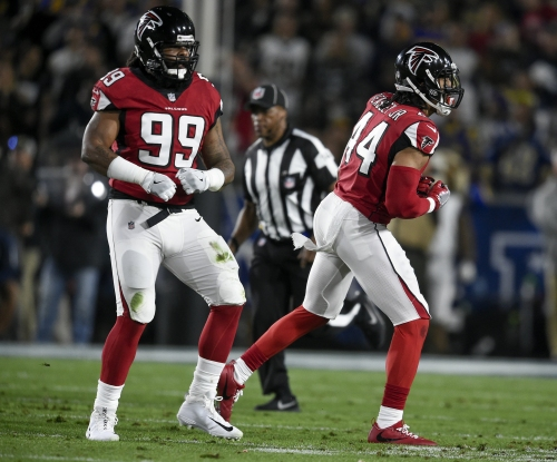 What to know about New England Patriots DE Adrian Clayborn, who signed on Friday night
