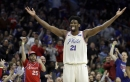 Embiid's 24 points, 19 boards lead Sixers past Nets
