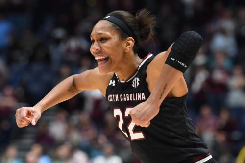 South Carolina shakes off pesky N.C. A&T for 63-52 NCAA Tournament win