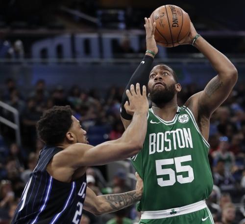 Boston Celtics analysis: Greg Monroe has begun 'eating' for his new team