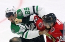 How costly was the Stars OT loss to the Senators