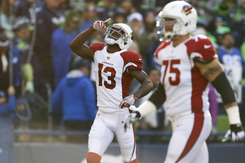 Seahawks add former Cardinals WR Jaron Brown